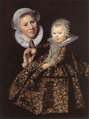 300px Frans Hals Catharina Hooft with her Nurse WGA11059